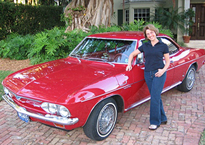 Sharon & Corvair